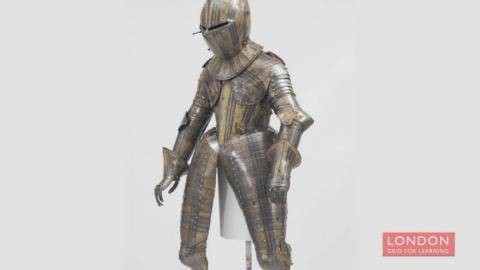 Cuirassier armour of Henry