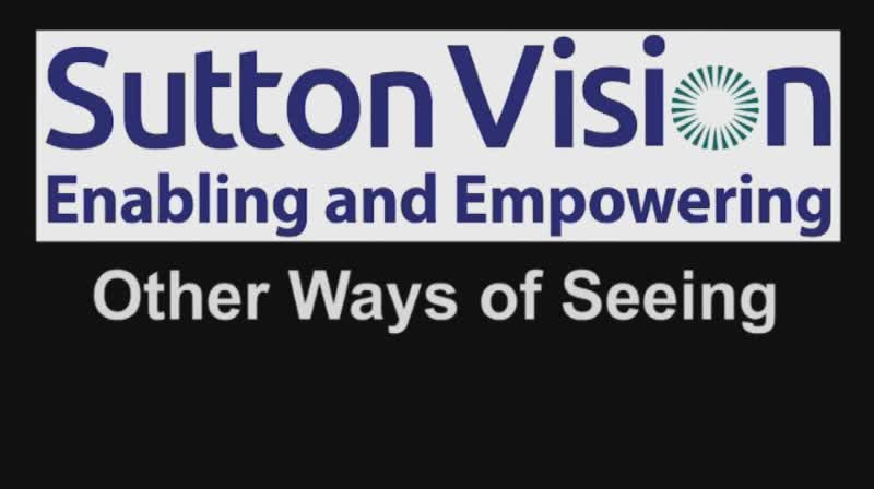 SuttonVision Website Story